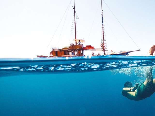 Idyllic Aegean (Standard inside cabin without porthole, start Athens, end Athens)