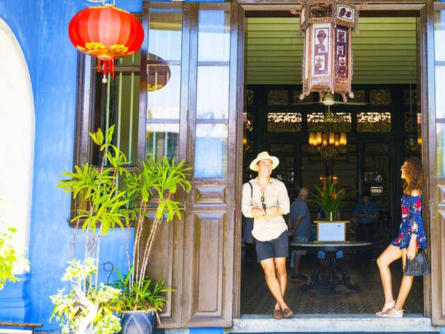 Bangkok to Singapore Adventure (Start Bangkok, end Singapore)