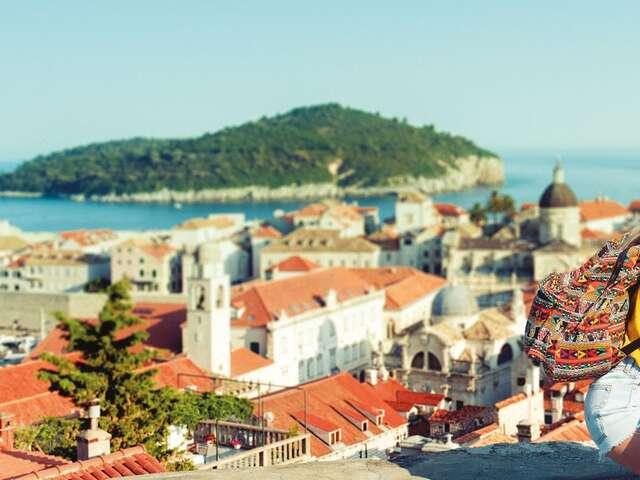 Croatia Island Escape (Below deck cabin, start Split, end Split)