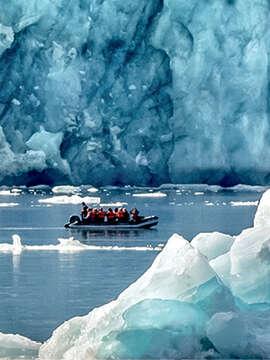 Save $450 + receive $100 shipboard credit on UnCruise Alaska 2018