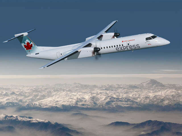 Air Canada to Launch New Domestic Regional Routes starting July 2018