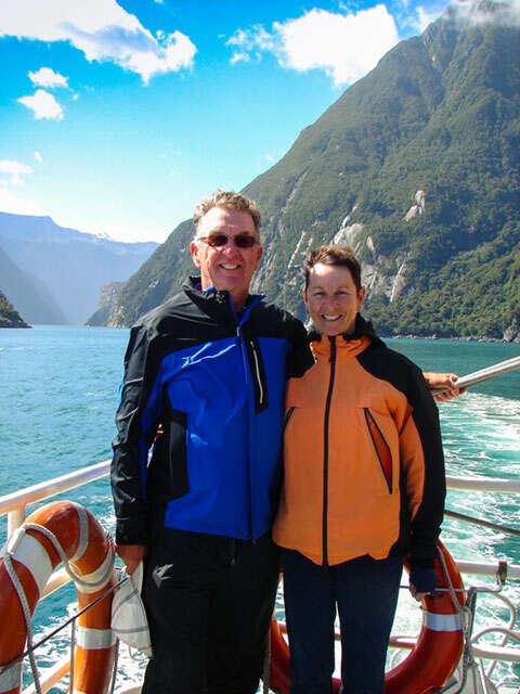Don & Leslie Harbison