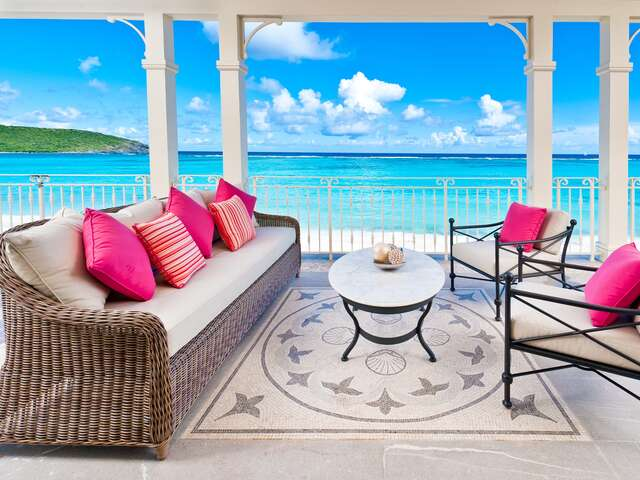 Experience the Suite Life at the Pink Sands Club