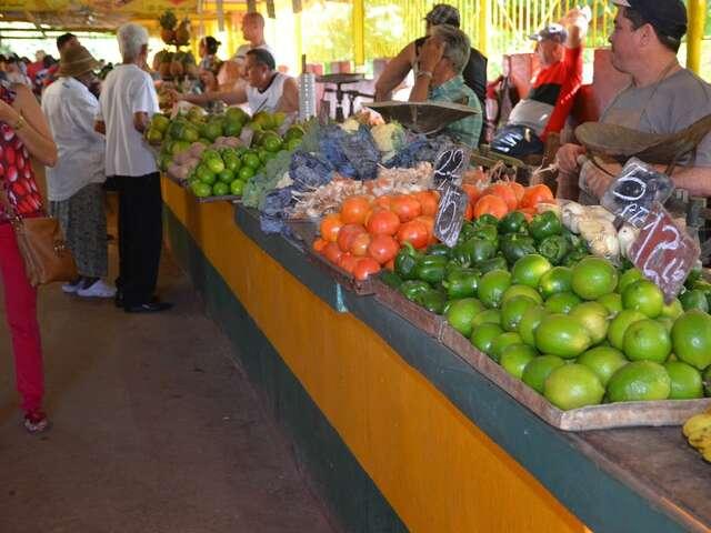 Farmers Market-Havana