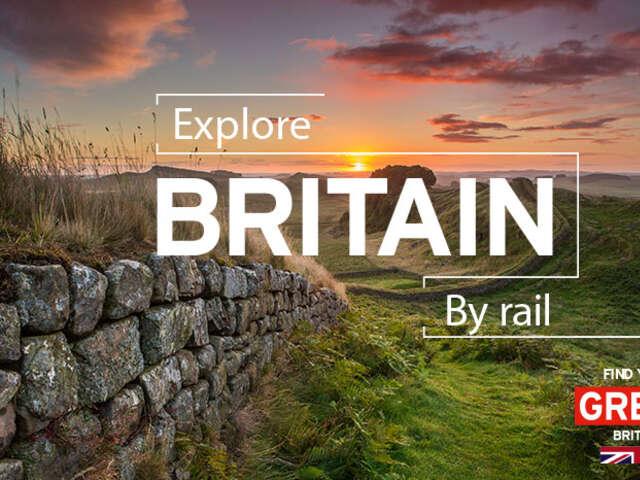Explore Britain by Rail