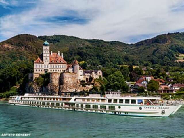 CRYSTAL CRUISES EXPANDS ITS LUXURY OFFERINGS