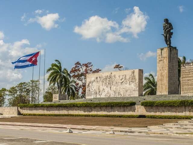 The Ernesto Che Guevara Memorial