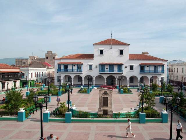 Cespedes Park