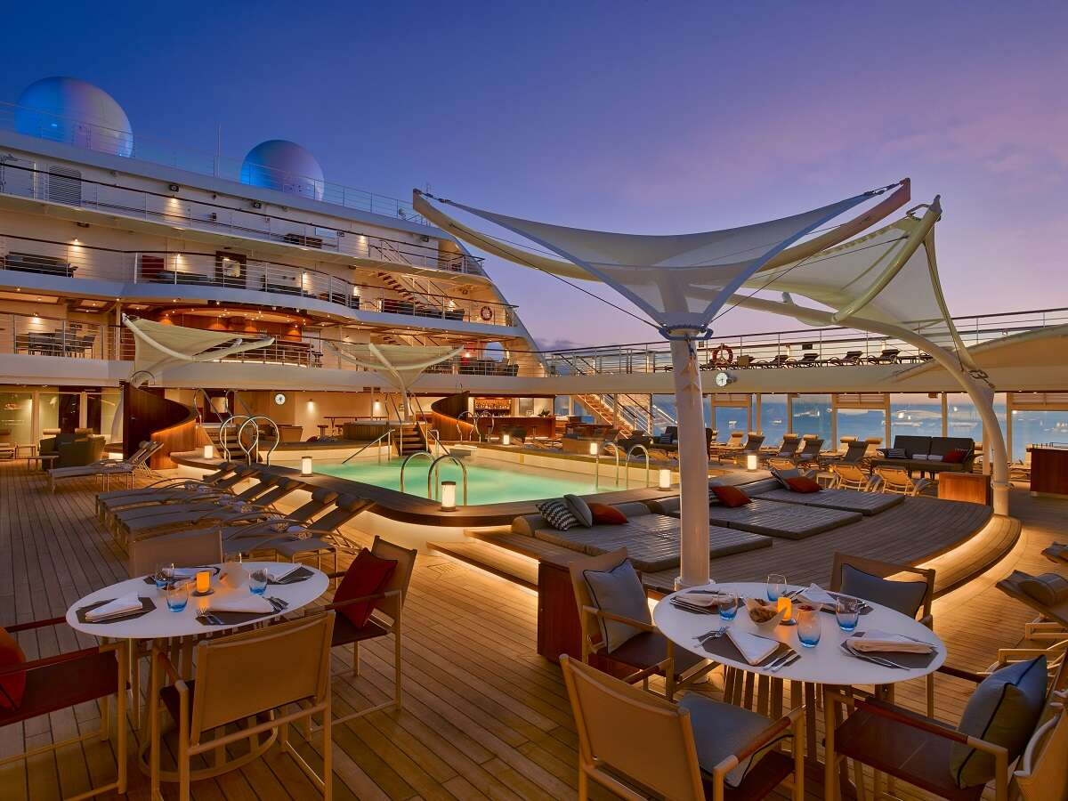 Seabourn Encore - Another Jewel in the Seabourn Crown