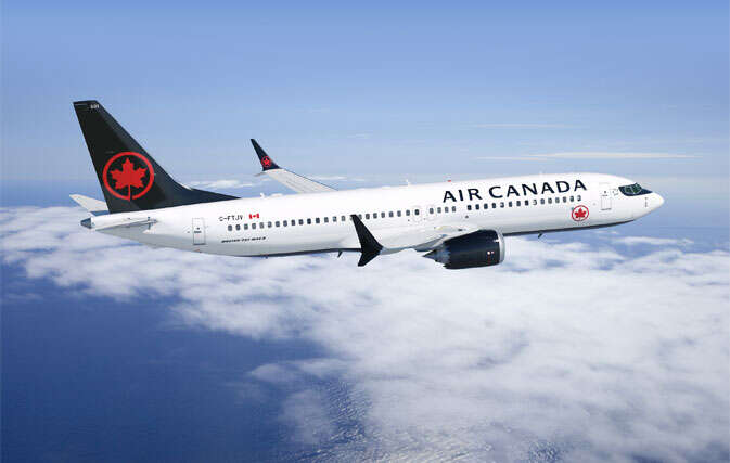 Air Canada has service to Kauai