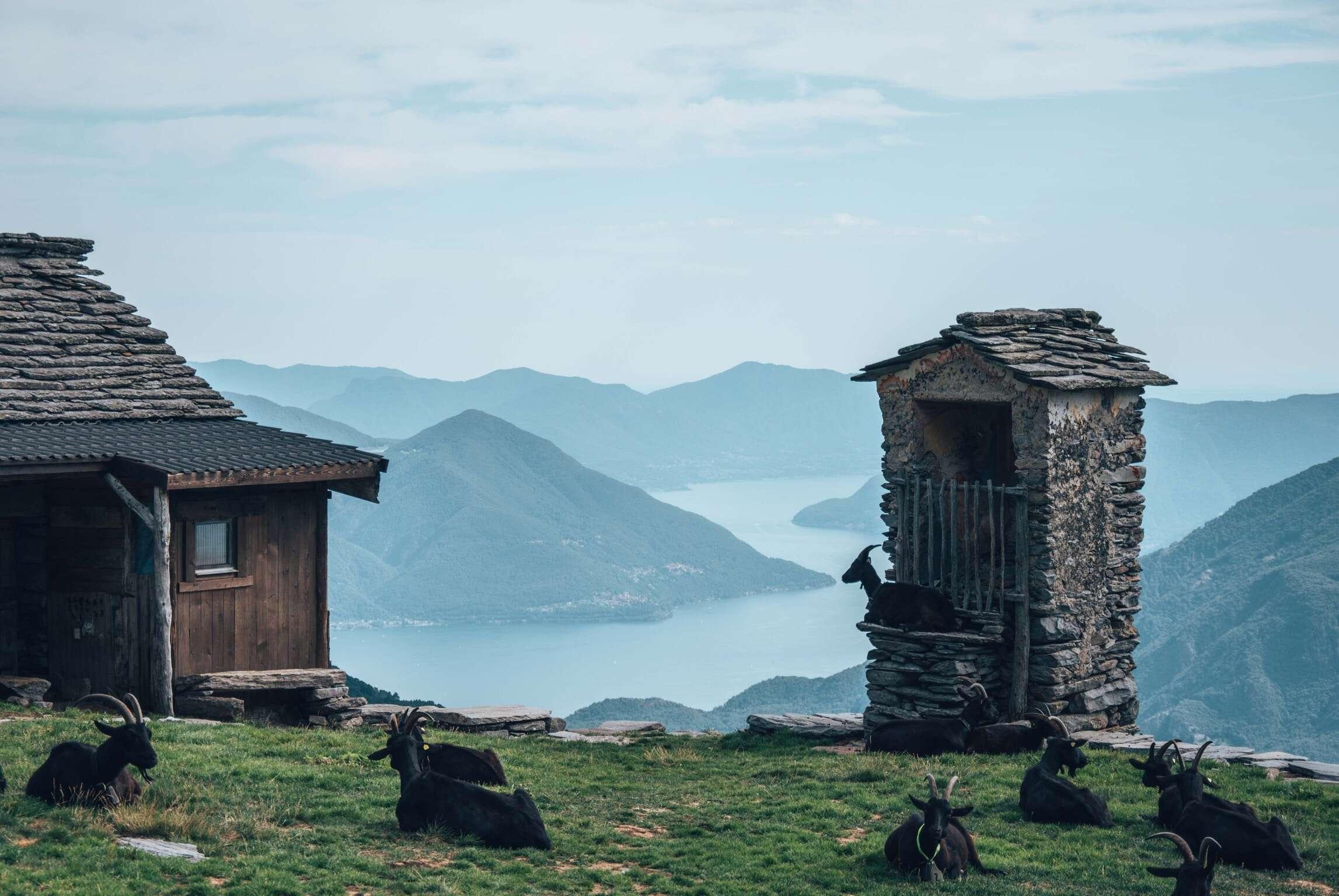Lugano, Switzerland: La Bella Vita