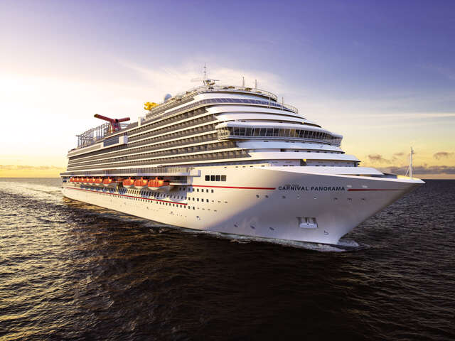 Discover Vacation Variety Aboard Carnival Panorama, Sailing From Long Beach in 2019