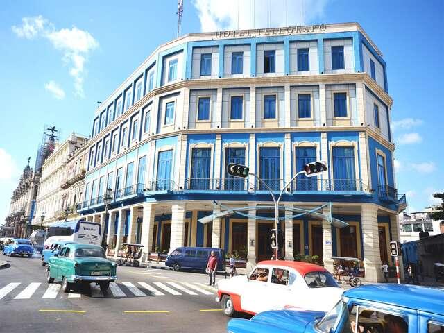 Bienal Individual - Hotel Telegrafo