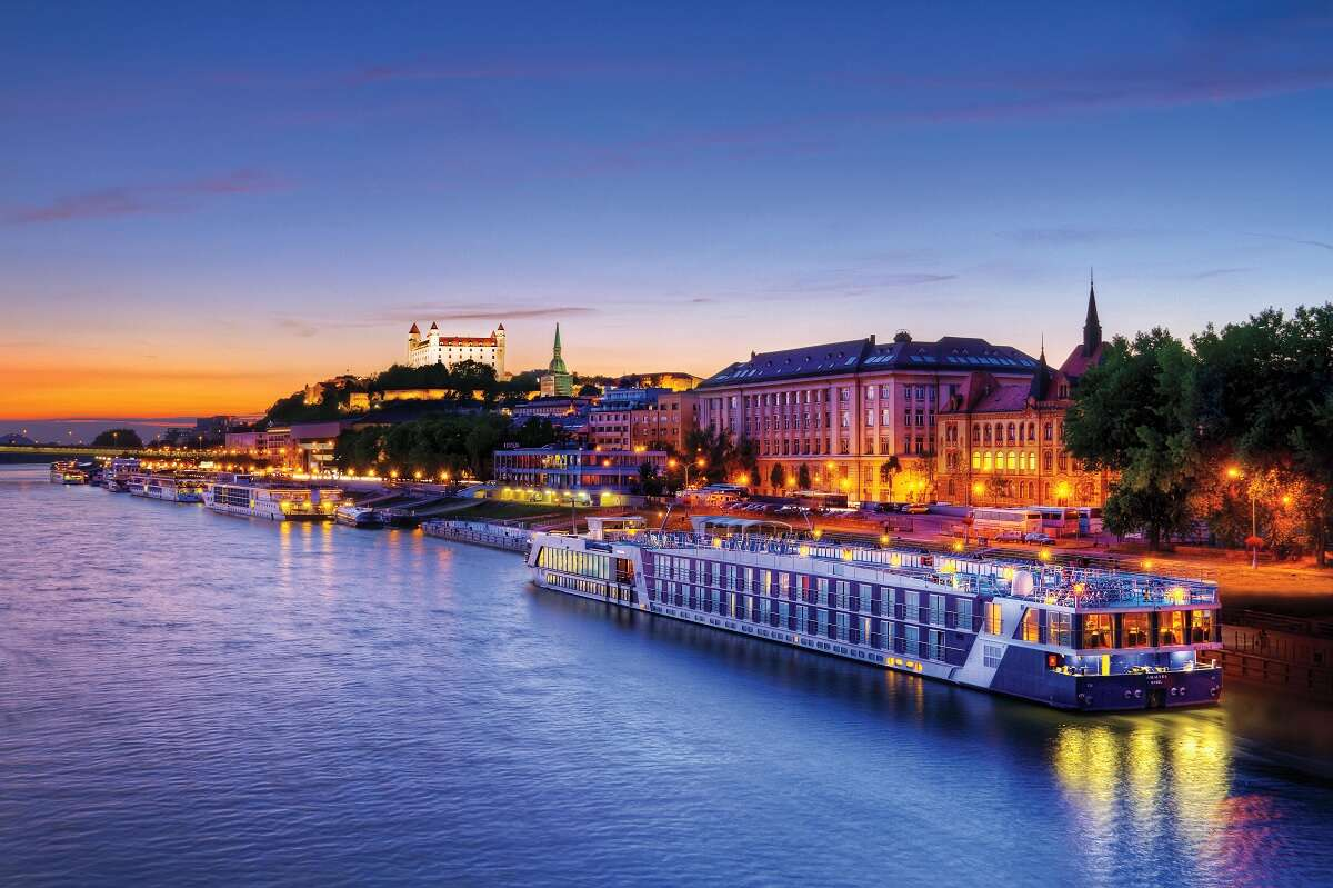 River Cruising Comes of Age