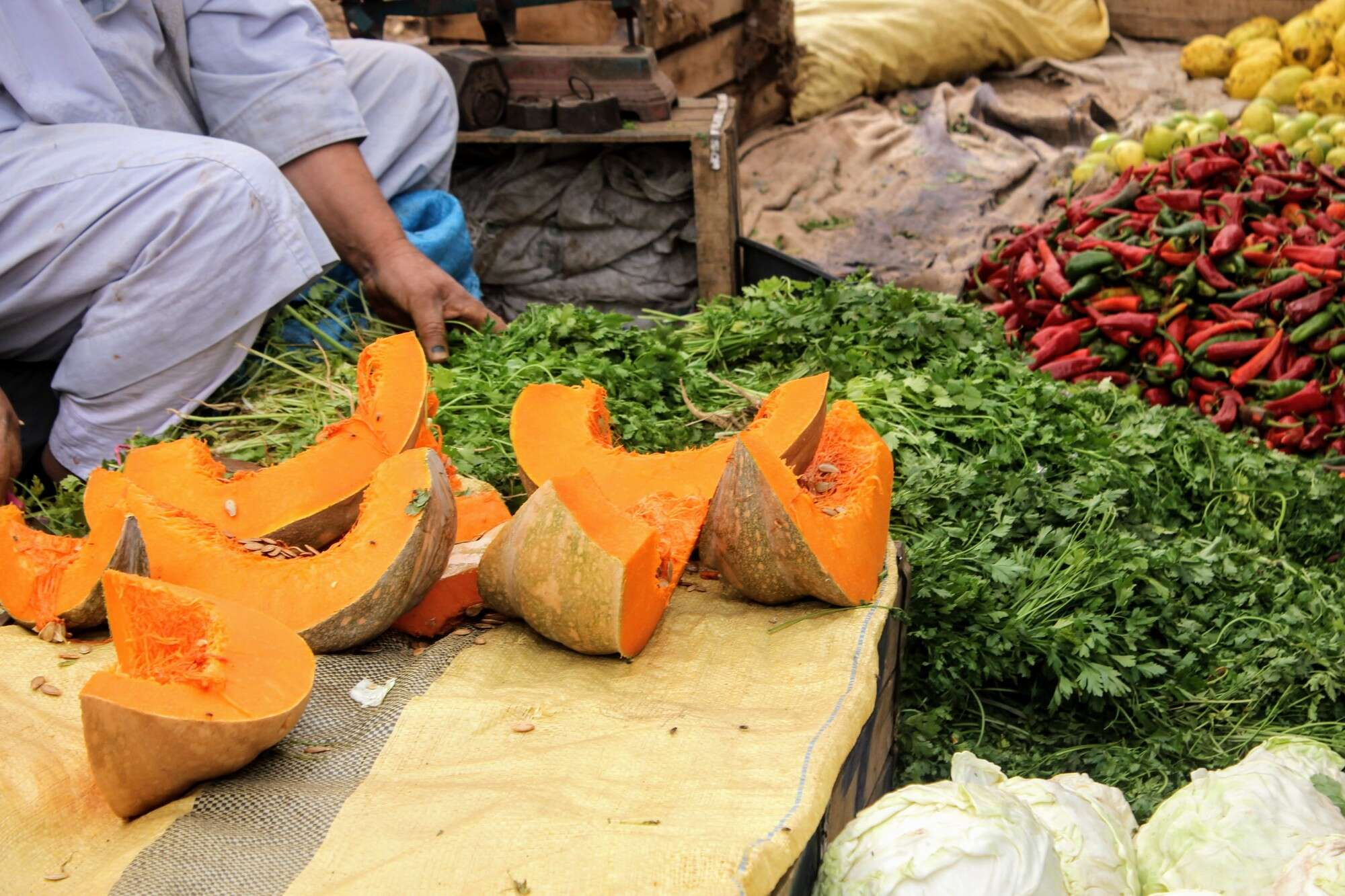 MOROCCO SPICES AND SOUKS CULINARY JOURNEY