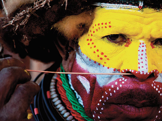 Papua New Guinea & the Mount Hagen Sing Sing Festival