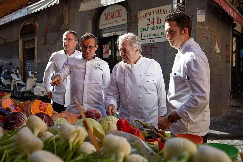 Oceania Cruises Celebrity Chef Series