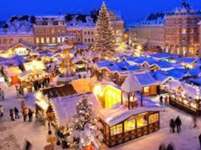 Christmas Market River Cruises