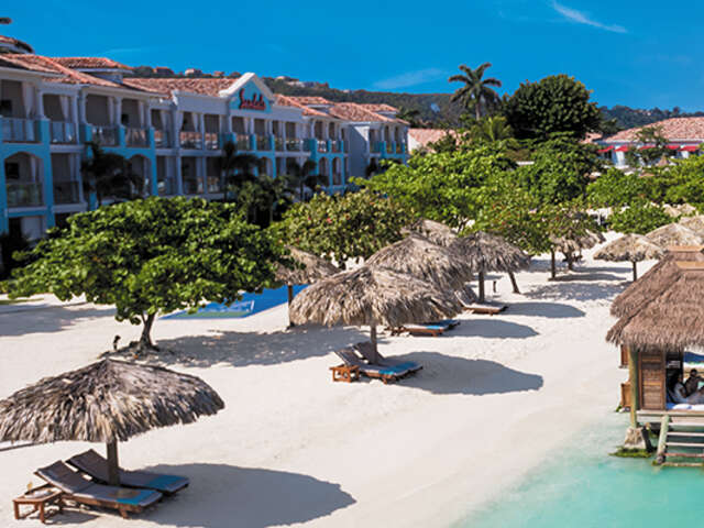 Get up to $605 Instant Credit on Montego Bay with Sandals