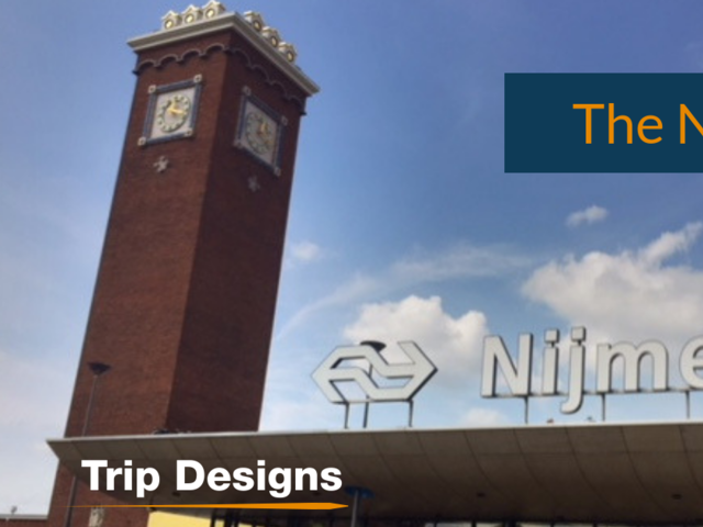 Traveling to The Netherlands: Nijmegen and Berg en Dal