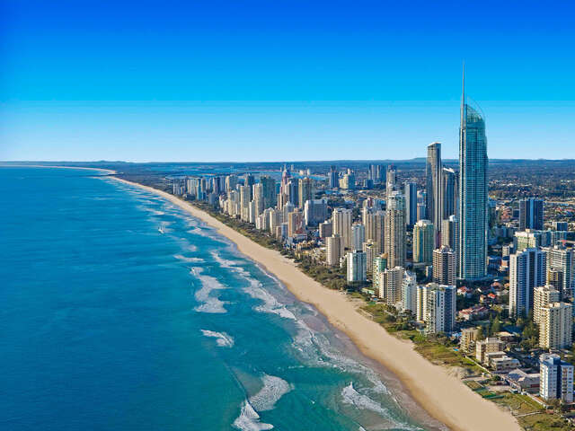 LONG STAY AUSTRALIA (GOLD COAST)
