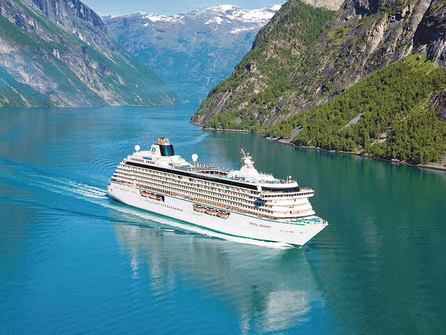 Crystal Cruises' 2021 'Ancient Dynasties & World Wonders' World Cruise Open for Booking