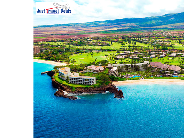Sheraton Maui Resort & Spa Luxury Vacation