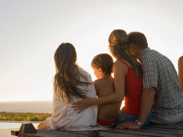 Multi-Generation Family Travel