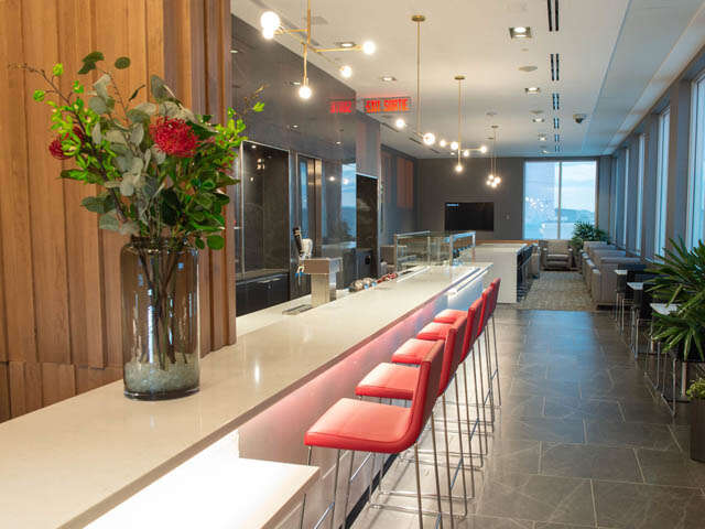 Air Canada-Air Canada unveils New Maple Leaf Lounge at Saskatoon