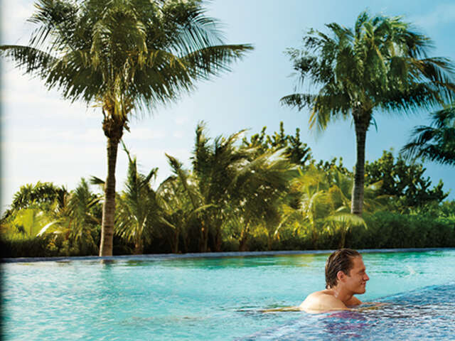 Receive a $1500 Credit at Select Palace Resorts with WestJet Vacations