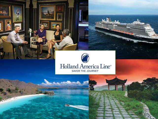 Tailor your experience – on board and ashore