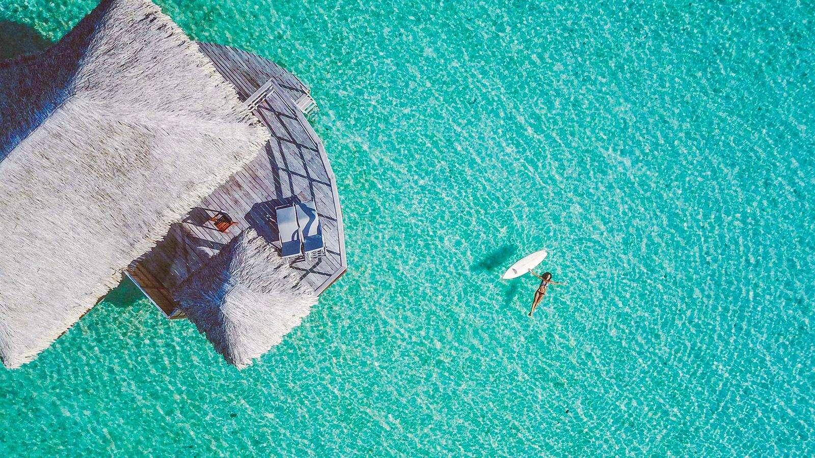 Le Tahaa private Island