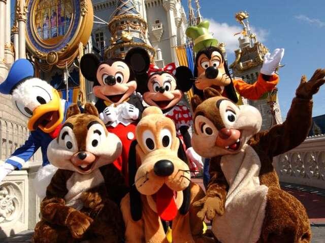 New Walt Disney World Special