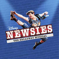 """The Newsies"" at the Derby Dinner Playhouse"