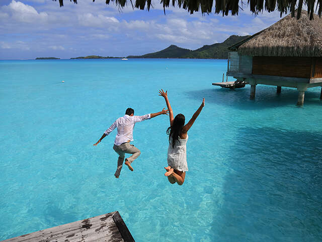 What Would Surprise a Bora Bora Tourist?