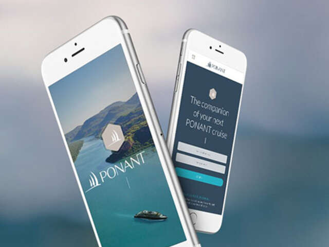 The PONANT app is launched!