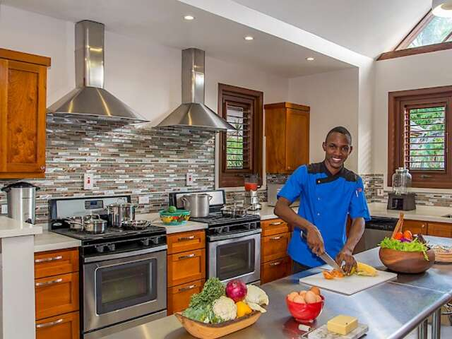 For Villa Stays, Choose a Chef's Kitchen