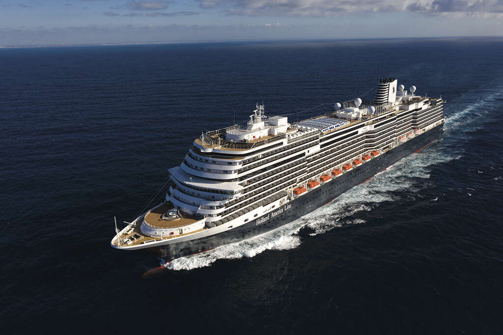 Holland America Focuses on Music and Cuisine as Nieuw Statendam Arrives