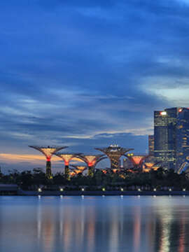 Singapore: Voted Top Cruise Destination