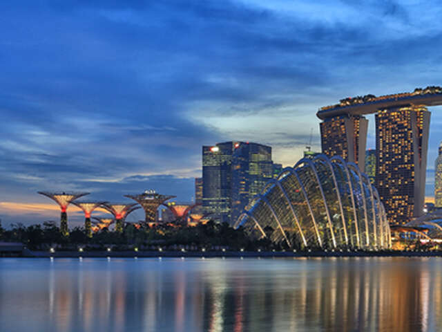 Singapore: Voted Top Cruise Destination