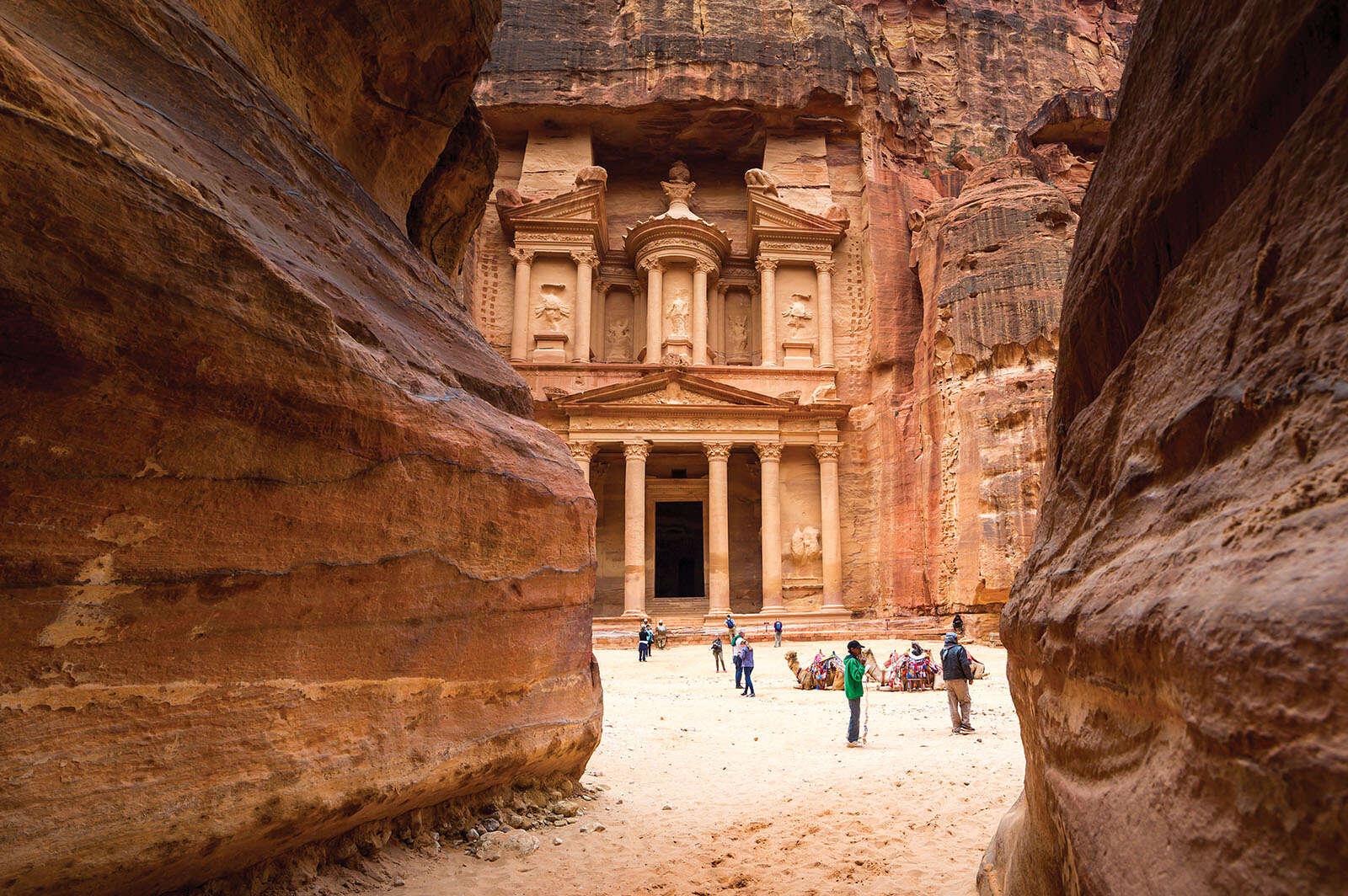Goway Travel - Jordan Sampler Special!