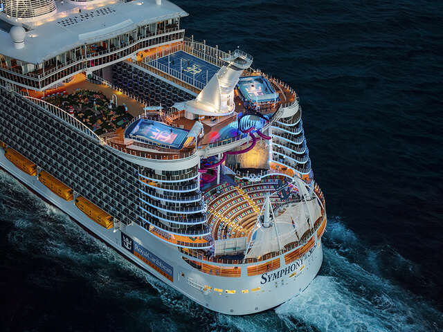 Now That's Entertainment: Royal Caribbean Continues to Excel