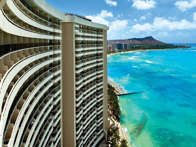 All About Hawaii - Complimentary Upgrade at Sheraton Waikiki!