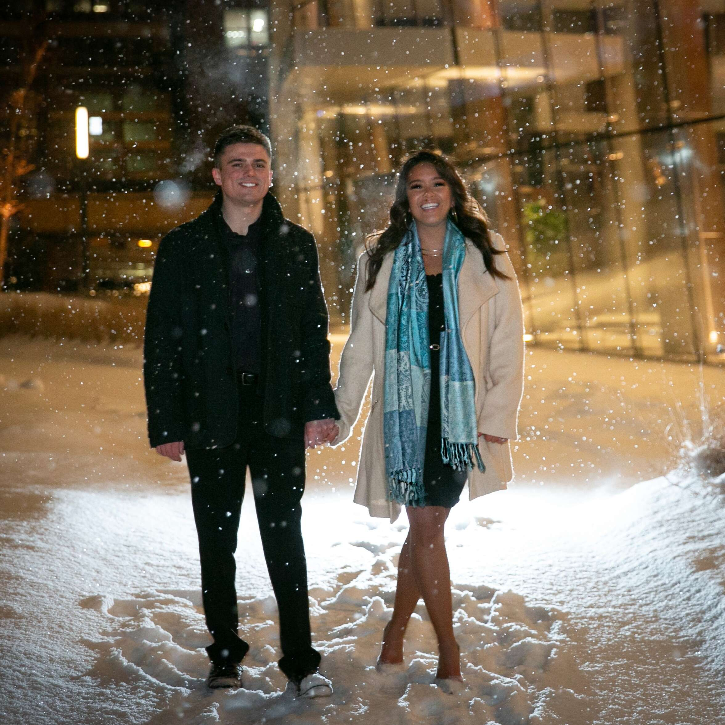 Jake and Alexis