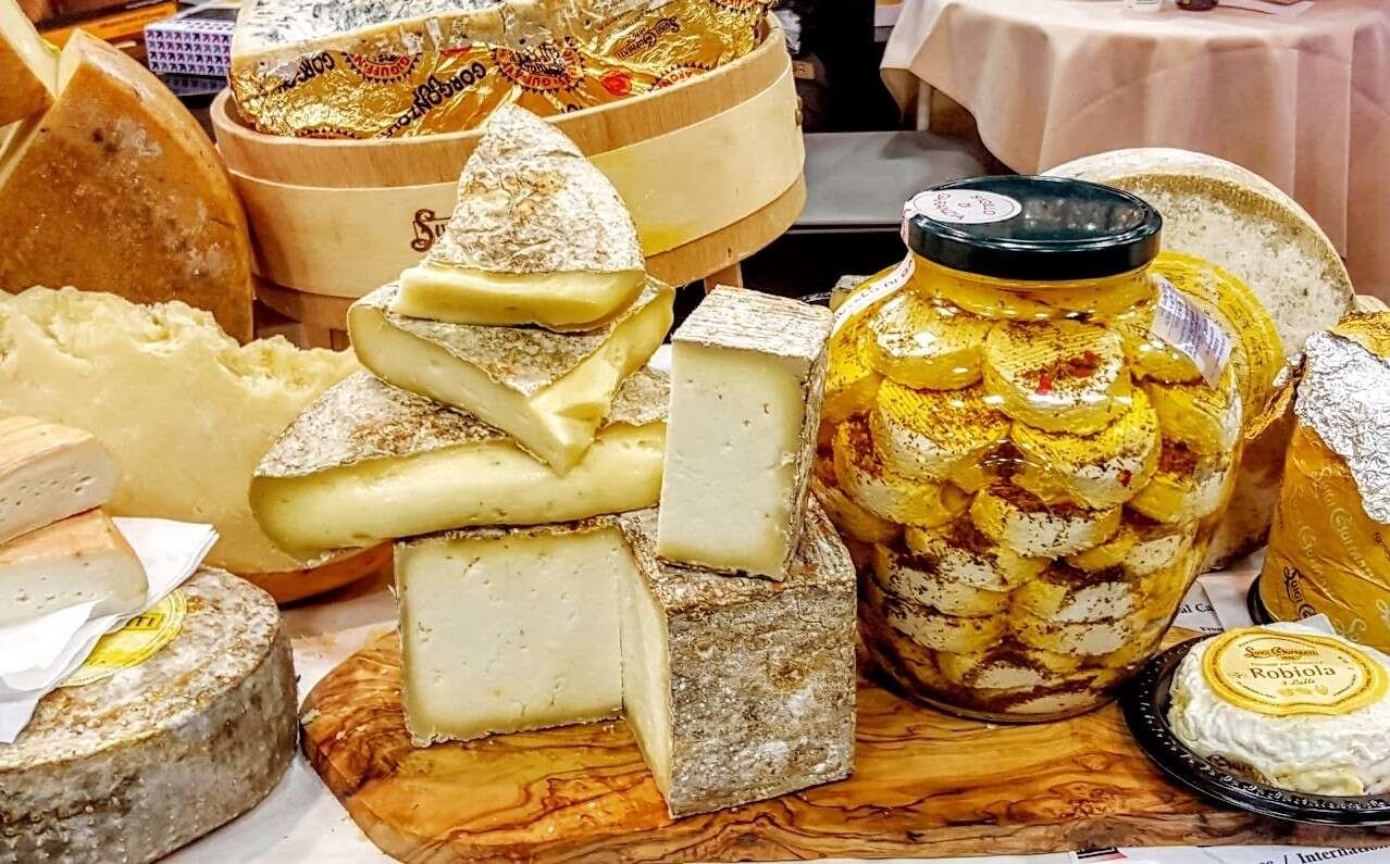 Chef Led Cheese, Wine, Truffles Adventure at the International Cheese Festival