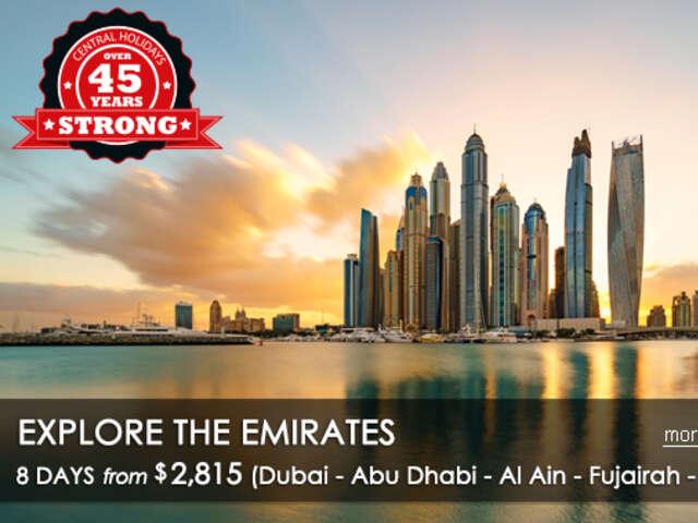 Discover Dynamic Dubai