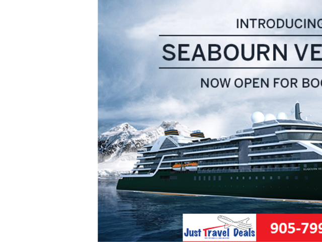 Seabourn Venture now open for bookings