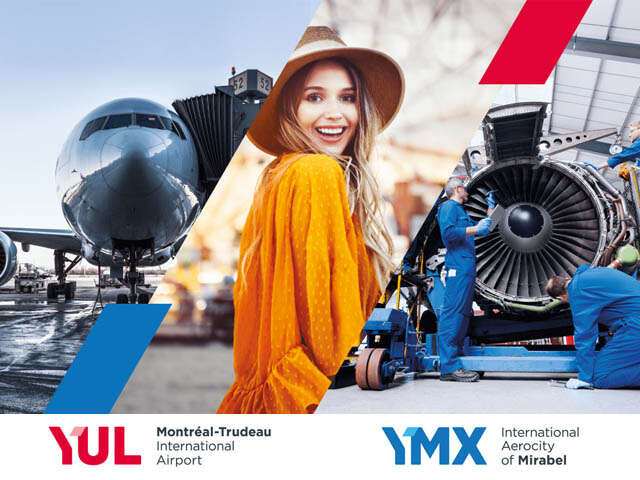 ADM Aéroports de Montréal unveils new brand platform
