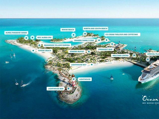 MSC Cruises Prepares for Grand Opening of Ocean Cay MSC Marine Reserve