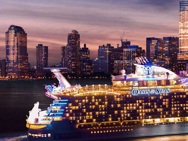 50% OFF Second Guest + KIDS SAIL FOR LESS with Royal Caribbean